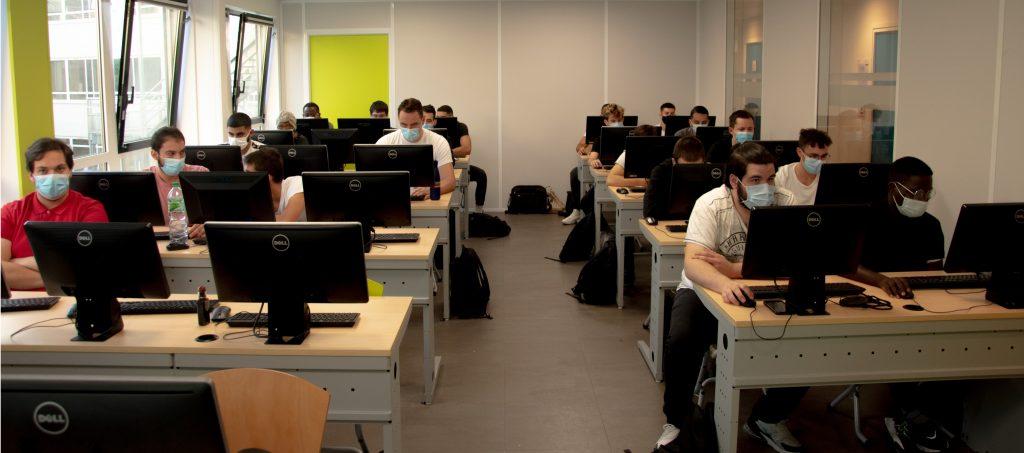formation supérieure d'informatique en alternance