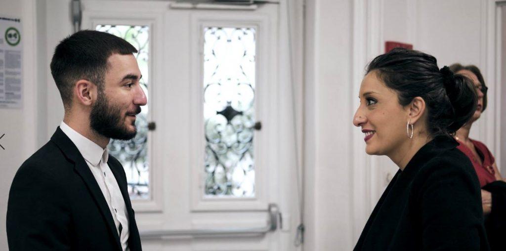 Evènement de recrutement pour l'alternance, job-dating