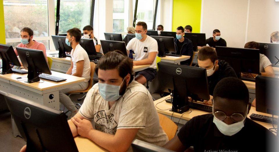 tarifs des études supérieures d'informatique chez H3 Hitema